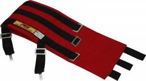 RCI #7808A Transmission Blanket Universal SFI 4.1 Red