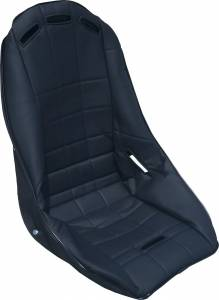 RCI #8021S Seat Cover Poly Lo-Back Black