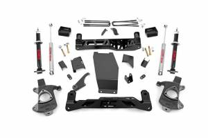 ROUGH COUNTRY #224.23 GM 14-17 1500 5IN ALUMIN UM KNUCKLE KIT W/ STRUTS * Special Deal Call 1-800-603-4359 For Best Price