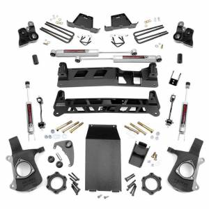 ROUGH COUNTRY #25830 4-inch Suspension Lift Kit