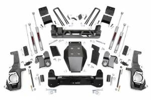 ROUGH COUNTRY #260x 11-16 GM P/U 2500HD 5in Suspension Lift Kit * Special Deal Call 1-800-603-4359 For Best Price