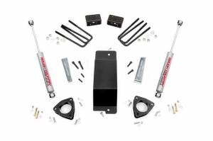 ROUGH COUNTRY #269.2 3.5-inch Suspension Lift Suspension Lift Kit  * Special Deal Call 1-800-603-4359 For Best Price