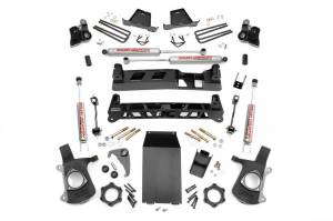 ROUGH COUNTRY #27220A 99-06 GM P/U 6in Suspens ion Lift Kit