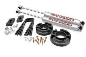 ROUGH COUNTRY #570.2 2.5-inch Suspension Leve Lift Kit