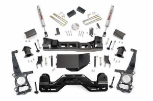 ROUGH COUNTRY #599S 4-inch Suspension Lift K Suspension Lift Kit  * Special Deal Call 1-800-603-4359 For Best Price