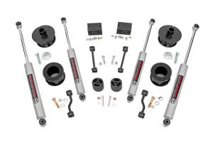 ROUGH COUNTRY #67730 18-   Jeep JL 2.5in Lift Kit w/N3 Shocks