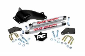ROUGH COUNTRY #87494.2 14-   Dodge Ram 2500 DUal Steering Stabilizer