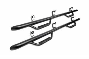 ROUGH COUNTRY #RCC1489QC Wheel To Wheel Nerf Step Double Cab Standard Bed