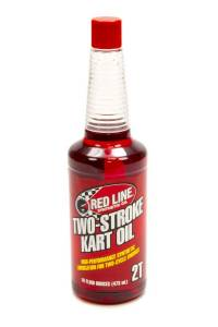 REDLINE OIL #RED40403 2 Cycle Kart Oil 16 Oz.