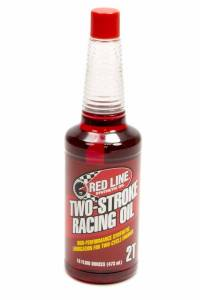 REDLINE OIL #RED40603 2 Stroke Racing Oil 16oz