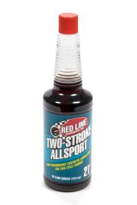 REDLINE OIL #RED40803 Two Stroke Allsport Oil 16oz