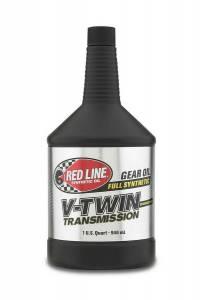 REDLINE OIL #RED42804 V-Twin Transmission Oil Shock Proof 1 quart