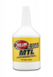 REDLINE OIL #RED50204 MTL Manual Trans Lube- 1 Quart- 75W/80W GL-4