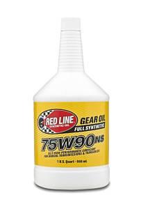 REDLINE OIL #RED58304 75W90NS Gear Oil  1 Quart