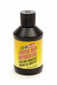 REDLINE OIL #RED80301 Limited Slip Diff.-Frict Modifier/Break In Add.