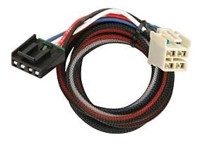REESE #3016-P Brake Control Wiring Ada pter - 2 plugs GM