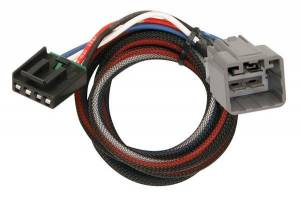 REESE #3021-P Brake Control Wiring Ada pter - 2 plugs Dodge