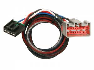 REESE #3036-P Brake Control Wiring Ada pter - 2 plugs Ford