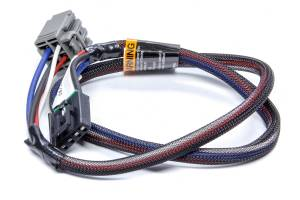 REESE #3045-P Brake Control Wiring Ada pter 2 plugs Dodge Jeep