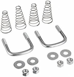 REESE #58312 Replacement Part Goosene ck Head U-Bolt Kit for #
