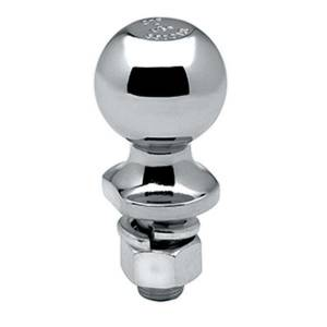 REESE #63887 Hitch Ball 2in Chrome