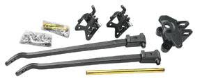 REESE #66022 Adj. Deluxe Trunnion Hitch