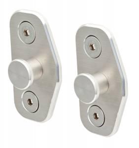 RING BROTHERS #50656-2150 65-66 Mustang SS Door Strikers Pair