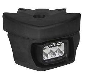 RIGID INDUSTRIES #400033 Minn Kota Fortrex Trolli ng Motor Mount Light Kit
