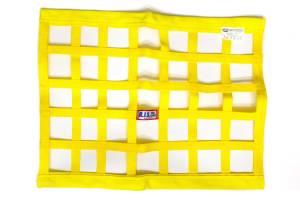 RJS SAFETY #10000406 Yellow Ribbon Window Net 18x24
