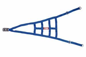 RJS SAFETY #10001503 Sprint Car Cage Net-Blue Non-SFI