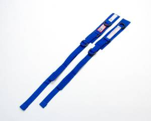 Blue Arm Restraints