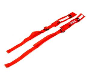 Red Arm Restraints
