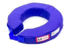 RJS SAFETY #11000403 Neck Collar 360 Blue SFI