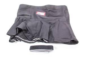RJS SAFETY #11000601 Helmet Skirt-Black