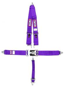 RJS SAFETY #1125408 5-PT Harness System PL shoulder MT 2IN Sub