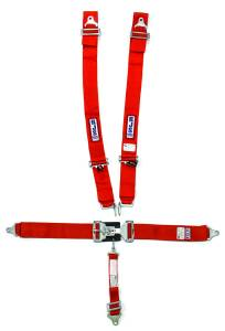 RJS SAFETY #1127804 5-Pt Harness System Rd Ind Bolt In Mt 2in Sub