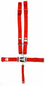 RJS SAFETY #1130404 5-pt Harness System RD Complete Wrap