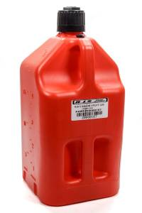 RJS SAFETY #20000107 Utility Jug 5 Gallon Red