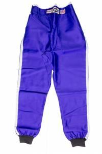 Pants Proban S/L XL Blue SFI-1