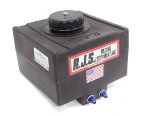RJS SAFETY #3000501 Fuel Cell 5 Gal Blk Drag Race