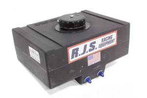 RJS SAFETY #3001401 Fuel Cell 8 Gal Blk Drag Race