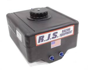 RJS SAFETY #3002601 Fuel Cell 12 Gal Blk Drag Race
