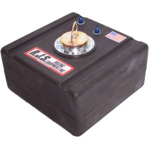 RJS SAFETY #3008301 11 Gal Economy Cell Blk w/Metal D-Ring Cap