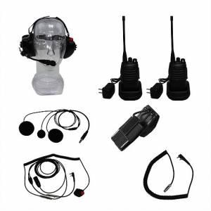 RJS SAFETY #600080141 Pro Sportsman 2 Man Radio System