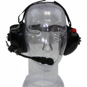 RJS SAFETY #600080145 Sportsman Crew Chief Headset