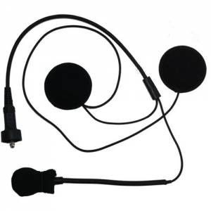 RJS SAFETY #600080147 Helmet Microphone and Ear Piece