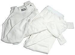 RJS SAFETY #800010002 Nomex Underwear X-Small SFI