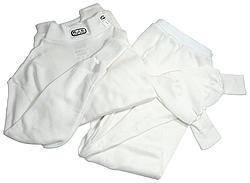 RJS SAFETY #800010004 Nomex Underwear Medium SFI