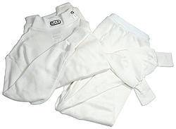 RJS SAFETY #800010005 Nomex Underwear Large SFI