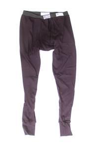 RJS SAFETY #800030106 FR Underwear Bottoms Blk X-Large SFI 3.3